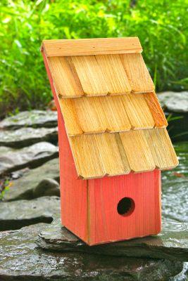 Heartwood Fruit Coops Bird House - Mango 193E