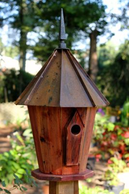 Heartwood Innspire - Redwood/Brown Patine Roof 229B
