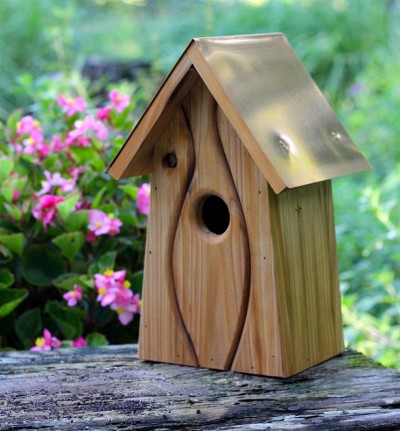 Heartwood Old Waverly Bird House Cotton Collection 245A