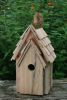 Heartwood Bluebird Manor Bird House - Natural 006I