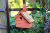 Heartwood Cape Cod Wren House - Mango 039G