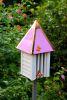 Heartwood Flutterbye Butterfly House - Pink 095F