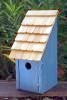 Heartwood Bluebird Bunkhouse Bird House - Blue 192A