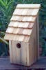 Heartwood Bluebird Bunkhouse Bird House  - Natural 192C
