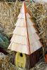 Heartwood Lord of the Wing Bird House - Yellow 195D