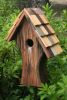 Heartwood Nottingham - Antique Cypress/Multi Colored Shingled Roof 197A