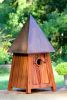 Heartwood Mission Melody - Mahogany Brown with Patina Roof 213A