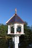 Heartwood Carousel Cafe - White Cellular PVC/Bright Copper Roof  219A
