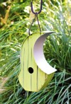Heartwood Mod Pod Bird House - Citrus 234C