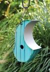 Heartwood Mod Pod Bird House - Turquoise 234D