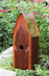 Heartwood Arrowhead Lodge Bird House 238A