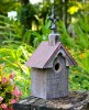 Heartwood Cottonwood Chapel Bird House 242A