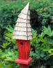 Heartwood Birdiwampus Bird House Red 247B